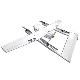 CW-30垂直起降固定翼无人机