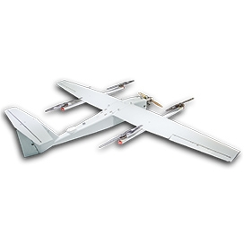 CW-20垂直起降固定翼无人机