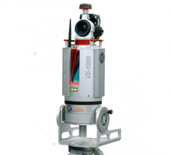 Rigel VZ1000 三维激光扫描仪